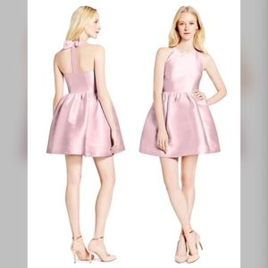 Kate Spade Blush Pink Bow Back Dress